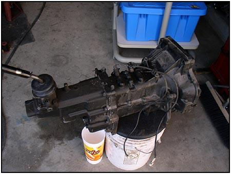 tranny rebuild Dodge Steering Gearbox Rebuild Suzuki Samurai Gearbox Rebuild #3
