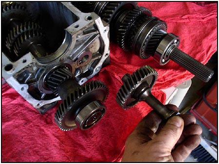 tranny rebuild Dodge Steering Gearbox Rebuild Suzuki Samurai Gearbox Rebuild #8
