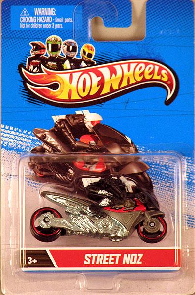 Hot Wheels 1/64th Motorcycles