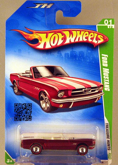 Ford Mustang 65 >> 2009 Hot Wheels Treasure Hunts