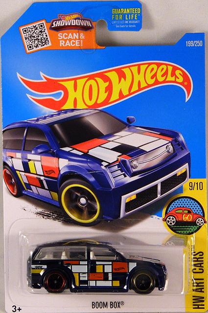 2016 Hot Wheels Treasure Hunts